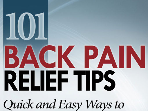 101 Back Pain Relief Tips