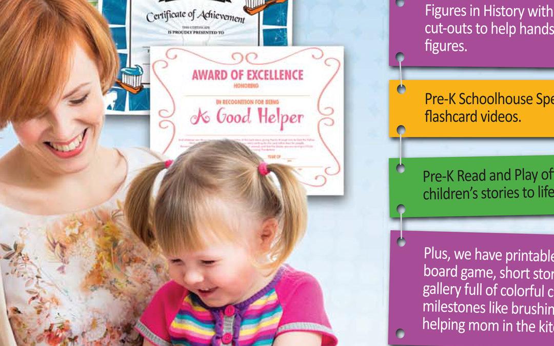 Schoolhouseteachers.com | Ad Layout & Design