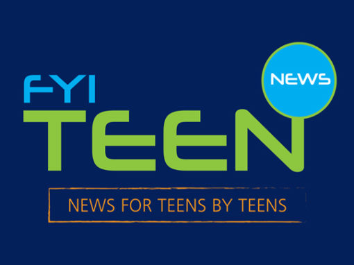 Magazine Design – FYI Teen News