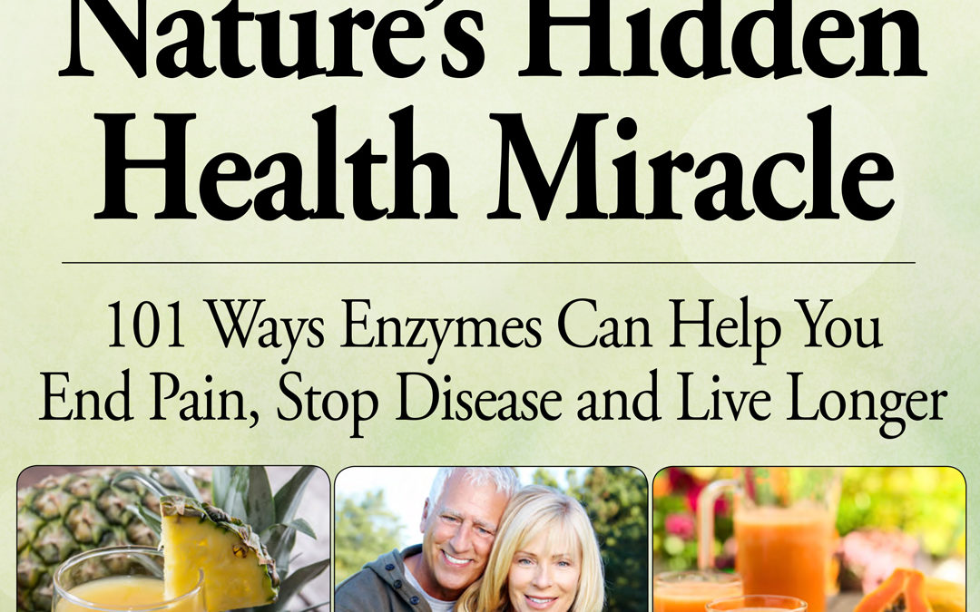 Nature's Hidden Health Miracle | Special Report Layout & Design