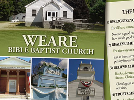 Weare Bible Baptist Church